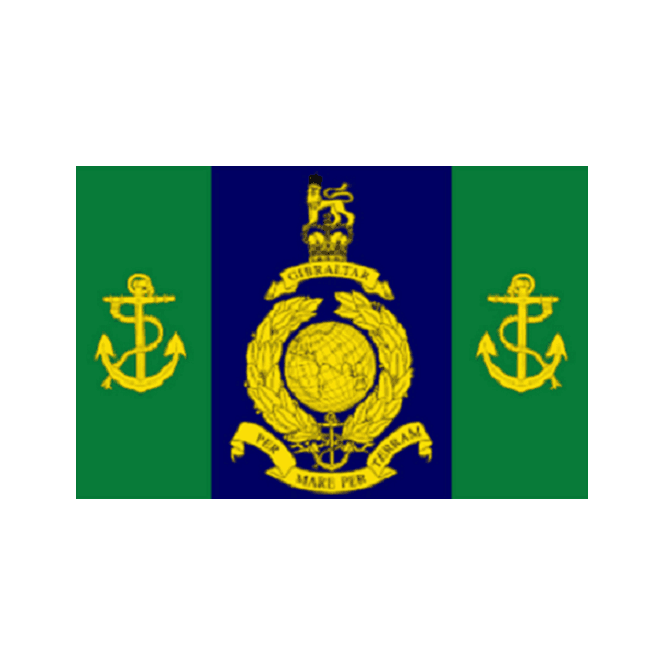 Assault Squadron 5x3 Feet Polyester Flag with Eyelets - 150cm x 90cm