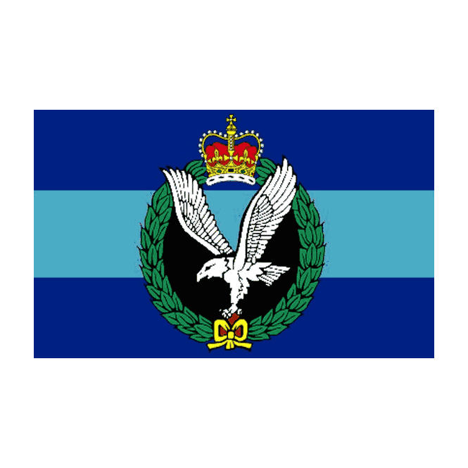 Army Air Corps 5x3 Feet Polyester Flag with Eyelets - 150cm x 90cm