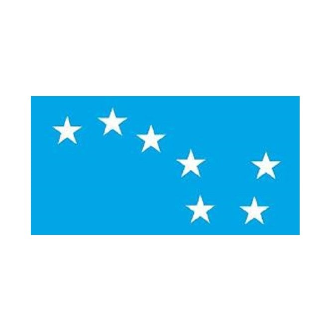 Starry Plough 8x5 Feet Polyester Flag with Eyelets - 250cm x 150cm