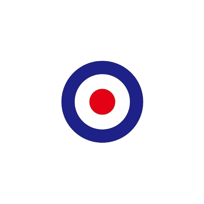 Target 5x3 Feet Polyester Flag with Eyelets - 150cm x 90cm