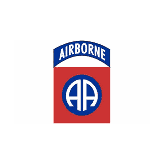 Us Airborne 82nd 5x3 Feet Polyester Flag with Eyelets - 150cm x 90cm