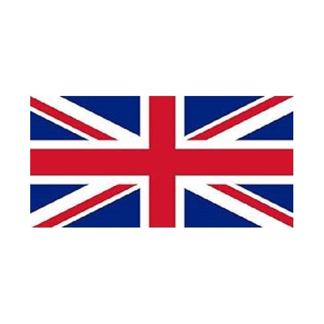 Union Jack 5x3 Feet Polyester Flag with Eyelets - 150cm x 90cm